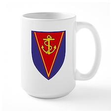 Amphibian Support Regiment, Royal Marines.png Larg