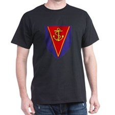 Amphibian Support Regiment, Royal Marines.png T-Shirt