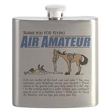 Air Amateur Flask