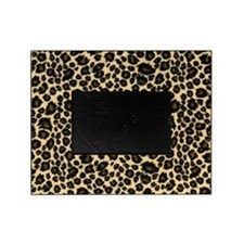 Leopard Print Picture Frame