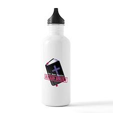 Read Bible Daily Sports Water Bottle