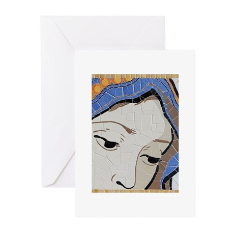 Madonna Greeting Cards (Pk of 20)