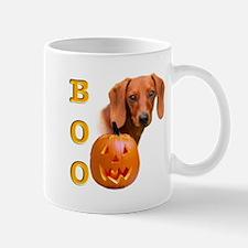 Halloween Dachshund Boo Mug