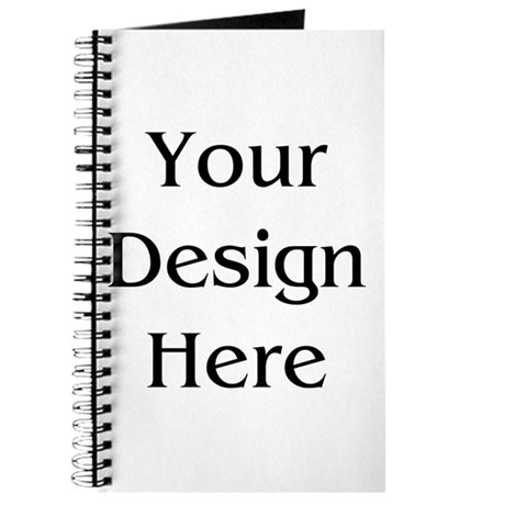 Your Design Here Custom Journal