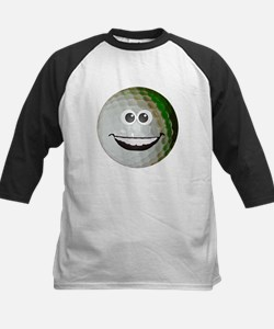 Happy golf ball Tee