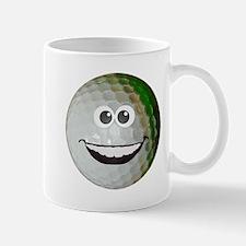Happy golf ball Mug