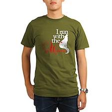 runwithwolves.png T-Shirt