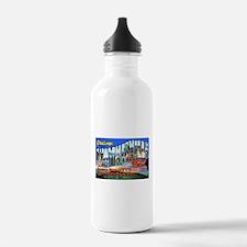 Waynesville North Carolina Water Bottle