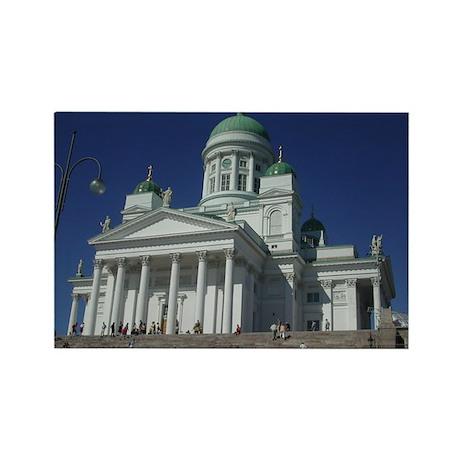 Helsinki Rectangle Magnet