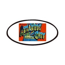 Atlantic City New Jersey Patches