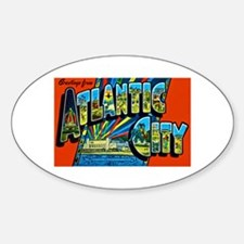 Atlantic City New Jersey Decal