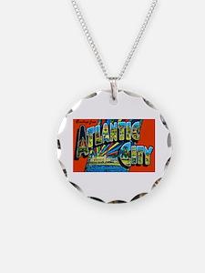 Atlantic City New Jersey Necklace