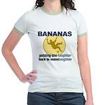 Bananas Jr. Ringer T-Shirt