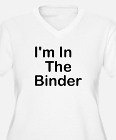 I'm In The Binder T-Shirt
