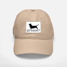 got basset? Baseball Baseball Cap