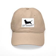 got basset? Baseball Cap