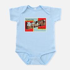 Olympia Washington Greetings Infant Bodysuit