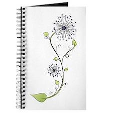Flower Doodle S Journal