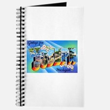 St. Joseph Michigan Greetings Journal