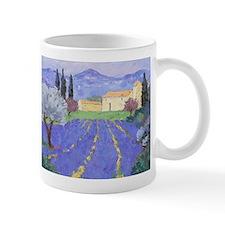 Lavender Farm Mug