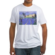 Lavender Farm Shirt