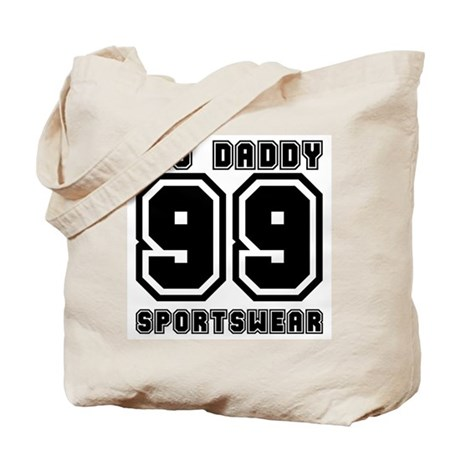 BIG DADDY 99 Tote Bag