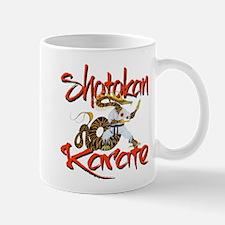 Shotokan Karate Dragon Design Mug