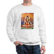 Lord Shiva Meditating Sweatshirt
