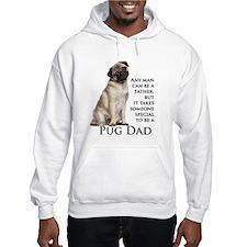 Pug Dad Hoodie
