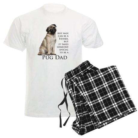 Pug Dad Men's Light Pajamas
