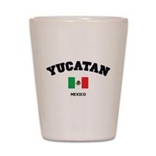 Yucatan Shot Glass