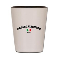 Aguascalientes Shot Glass