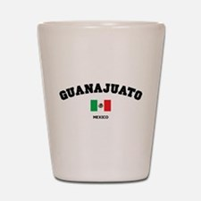 Guanajuato Shot Glass