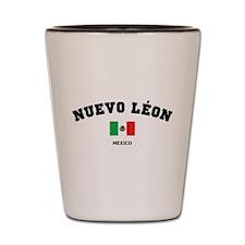 Nuevo Leon Shot Glass