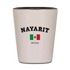 Nayarit Shot Glass
