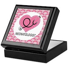 Neonatologist Gift Keepsake Box