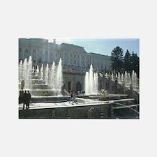 Peterhof Palace Rectangle Magnet