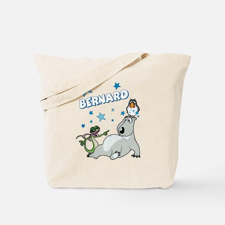 Bernard Bear Tote Bag