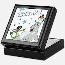 Bernard Bear Keepsake Box