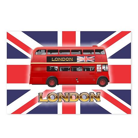 London Souvenir - Postcards (Package of 8)