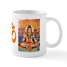 Lord Shiva Meditating Small Mug