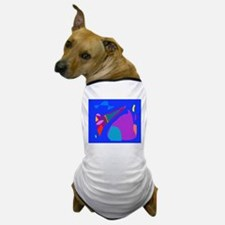 Rocket Painting Museum Ruins Goblet Ultimate Dog T