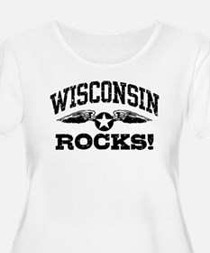 Wisconsin Rocks T-Shirt