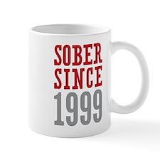 Sober Since 1999 Small Mug