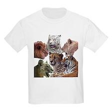 big cats Kids T-Shirt