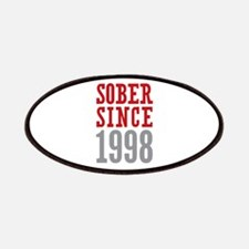 Sober Since 1998 Patches