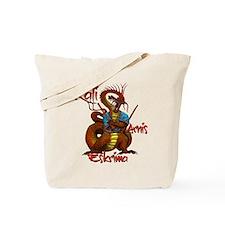 Kali, Arnis, Eskrima Dragon Tote Bag