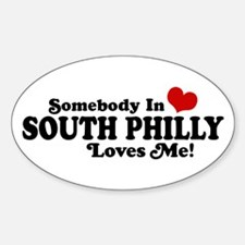 South Philly Decal