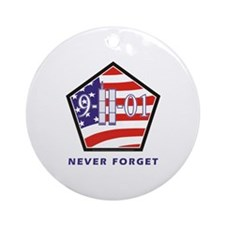 NEVER Forget - Ornament (Round)