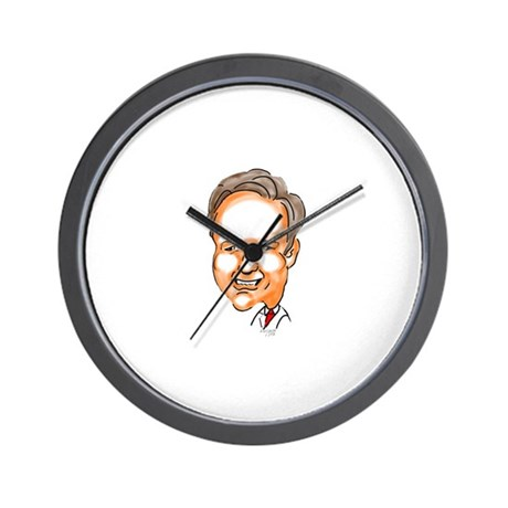 GoVeRnOr JaCk DaLrYmPLe Wall Clock